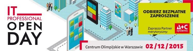Konferencja IT Professional Open Day