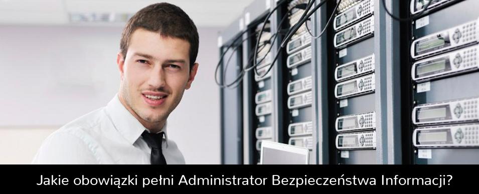 administrator bezpieczeństwa informacji ABI