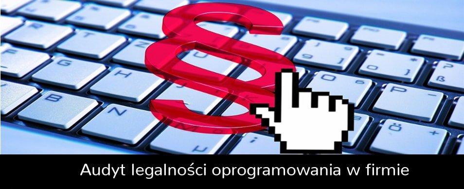 Zobacz profesjonalne Narzędzie do Audytu Legalności Oprogramowania
