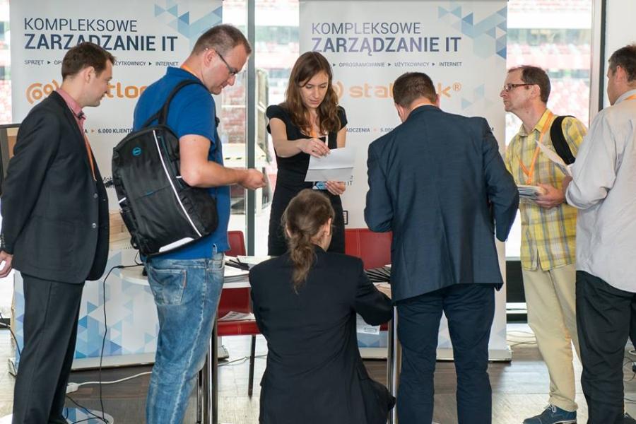 Statlook na targach IT Future Expo Warszawa 2015