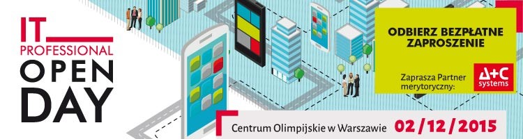 Konferencja IT Professional Open Day
