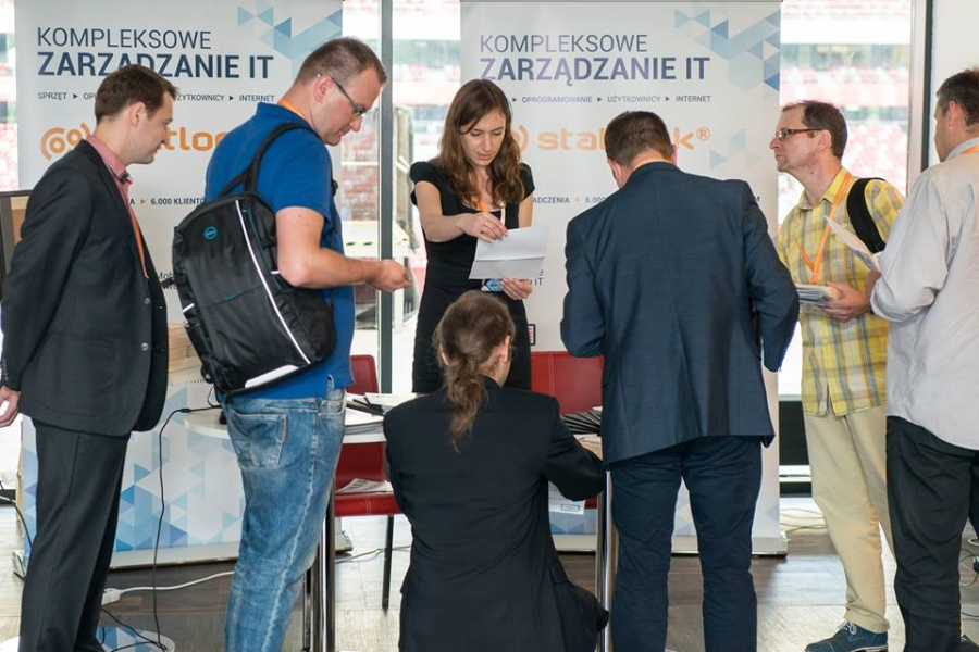 Statlook na targach IT Future Expo Warszawa 2015